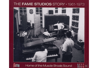 VARIOUS - The Fame Studios Story 1961-1973 [Box-Set] [CD]