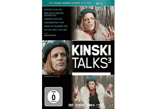 Kinski Talks 3 [DVD]