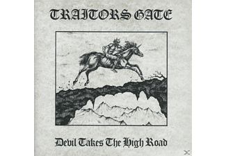 Traitors Gate - Devil Takes The High Road [CD]