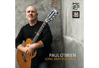 Paul O'brien - Long May You Sing - (Vinyl)