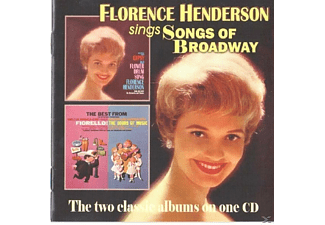Florence Henderson - Sings Songs Of Broadway - (CD)