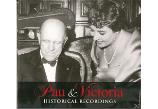 del los Angeles,Victoria/Casals,Pau - Historical Recordings - (CD)