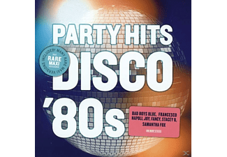 VARIOUS - Disco 80's Party Hits [CD]