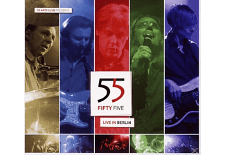 Fifty Five - 55 Live In Berlin - (CD)