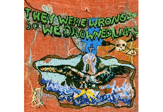 Liars - They Were Wrong, So We Drowned [CD]