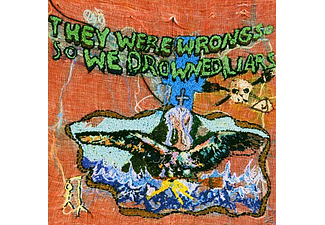 Liars - They Were Wrong, So We Drowned - (CD)