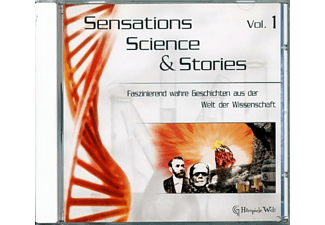 Sensation-Science & Stories 1 - 1 CD - Hörbuch