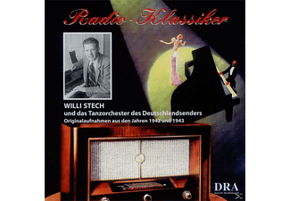 Willi Stech - Radio Klassiker 1942-43 - (CD)