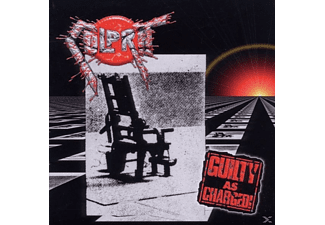 Culprit - Guilty As Charged (Incl.3 Live Bonus Tracks) - (CD)
