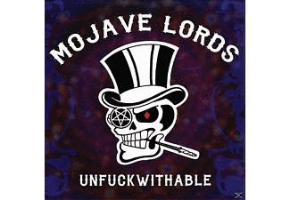 Mojave Lords - Unfuckwithable - (Vinyl)