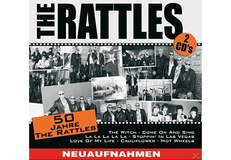 The Rattles - 50 Jahre The Rattles [CD]
