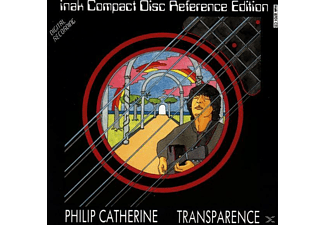Philip Catherine - Transparence - (CD)