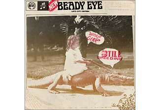 Beady Eye - Different Gear, Still Speeding - (Vinyl)
