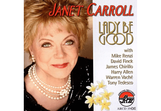 Janet Carroll - Lady Be Good [CD]