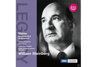 William & Kölner Rso Steinberg - Sinfonie No.2 - (CD)