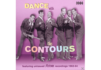 The Contours - Dance With The Contours - (CD)