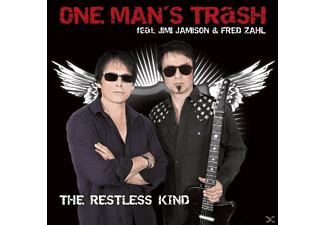 Jimi One Man's Trash Feat.jamison - Restless Kind - (Maxi Single CD)