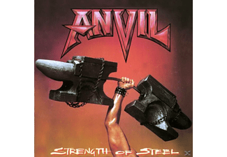 Anvil - Strenght Of Steel-Rerelease [Vinyl]