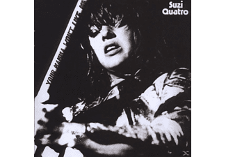 Suzi Quatro - Your Mama Won't Like Me (Expanded Edit.) [CD]