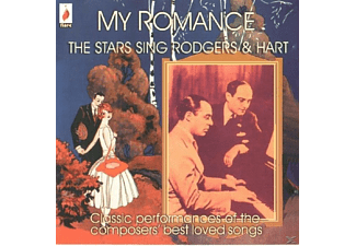 VARIOUS - My Romance-The Stars - (CD)
