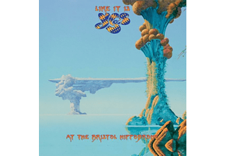 Yes - Like It Is-Yes At The Bristol Hippodrome (Ltd.G - (Vinyl)
