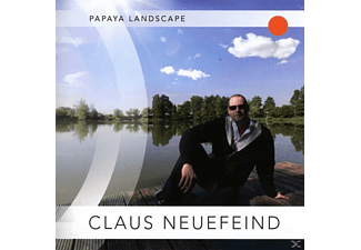 Claus Neuefeind - Papaya Landscape [CD]
