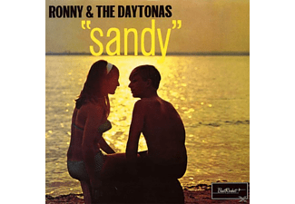 Ronny - Sandy...Plus (180g) - (Vinyl)