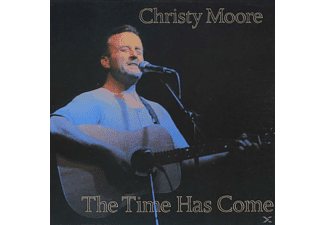 Christy Moore - Time Has Come [CD]