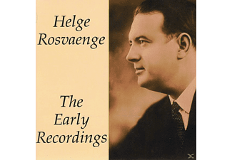 Helge Rosvaenge - The Early Recordings - (CD)