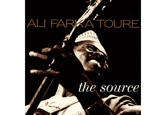 Ali Farka Touré - The Source - (CD)