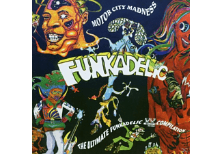 Funkadelic - Motor City Madness [CD]
