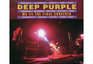 Deep Purple - MK 3 THE FINAL CONCERTS/DO-CD - (CD)