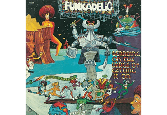 Funkadelic - Standing On The Verge Of Getting It On - (Vinyl)