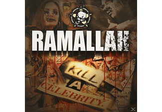 Ramallah - Kill A Celebrity [CD]
