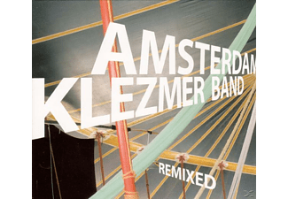 Amsterdam Klezmer B - Remixed - (CD)