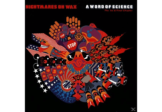 Nightmares on Wax - A Word Of Science [CD]