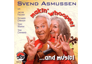 Svend Asmussen - Makin' Whoopee!...And Music! - (CD)