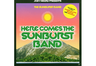 Sunburst Band - Here Comes The Sunburst Band - (CD)