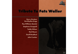 VARIOUS - Tribute To Fats Waller - (CD)