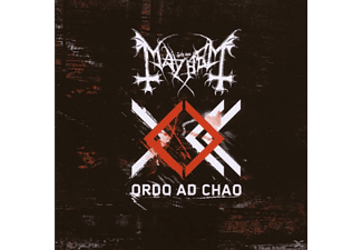 Mayhem - Ordo Ad Chao - (CD)