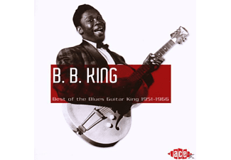 B.B. King - BEST OF BLUES GUITAR [CD]