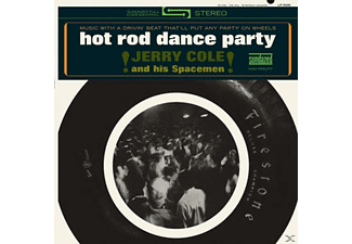 Jerry & His Spacemen Cole - Hot Rod Dance Party-Hqvinyl - (Vinyl)