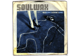 Soulwax - Much Against Everyone's Advice - (CD)