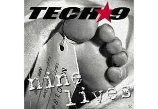 Tech, Tech-9 - Nine lives - (CD)