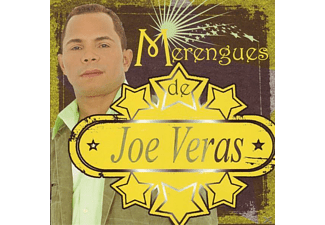 Joe Veras - Merengues De Joe Veras - (CD)
