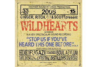 The Wildhearts - Stop Us If You'Ve Heard This One... - (CD)