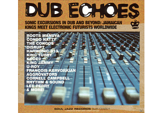 VARIOUS - Dub Echoes - (CD)