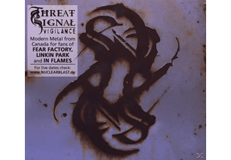Threat Signal - Vigilance - (CD)