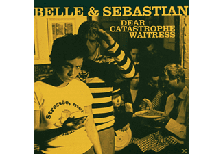 Sebastian, Belle and Sebastian - Dear Catastrophe Waitress - (CD)