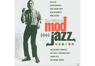 VARIOUS - Return Of Mod Jazz - (CD)